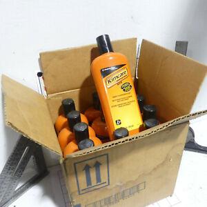 Qty 1: Kimberly Clark GOJO Grit Style Natural Orange Hand Cleaner - 12oz Bottle