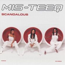 Scandalous 2004 by Mis-Teeq - Disc Only No Case