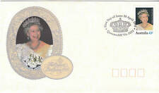 1995 Birthday of Her Majesty Queen Elizabeth II FDC - Queenscliffe PMK
