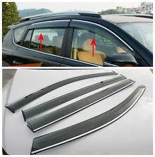 For Honda CRV CR-V 2012 2013+ Window Wind Deflector Visor Rain/Sun Guard Vent