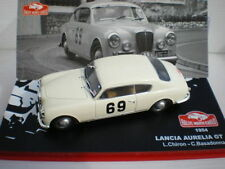 LANCIA AURELIA GT RALLYE MONTE CARLO 1954 IXO 1/43