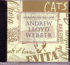 ANDREW LLOYD WEBBER Premiere Collection Encore BARBARA STREISAND JOSE CARRERAS