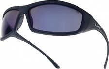 Bolle Solis SOLIFLASH Safety Glasses Spectacles - Blue Flash Lens