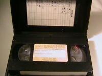 "[t211] VHS ""SCARCE* TRAVELER'S TALES"