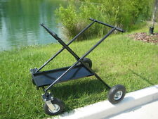 NEW Rolling X Style Racing Go Kart Cart Service Stand Lift Casters & Tool Tray