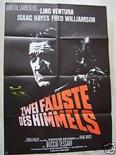 ZWEI FÄUSTE DES HIMMELS - Lino Ventura, Fred Williamson - Filmplakat A1
