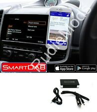 AUTODAB SMARTDAB FM Wireless Car Digital Radio DAB Tuner & Aerial For Saab