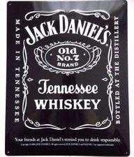 Jack Daniels Whiskey Signs Barware