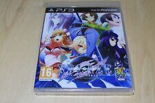 Neue XBlaze Code embyro PS3 Playstation 3 UK PAL Factory Sealed