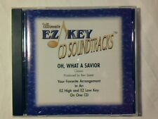 Cd Ez key soundtracks / Oh what a savior RARISSIMO COME NUOVO VERY RARE LIKE NEW