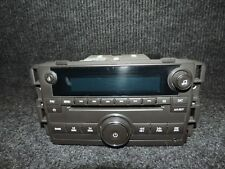 2007-2013 GM SILVERADO SIERRA OEM RADIO w/ CD SINGLE DISC MP3 AUX INPUT INFO #21