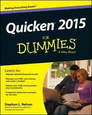 Quicken 2015 For Dummies Quicken for Dummies