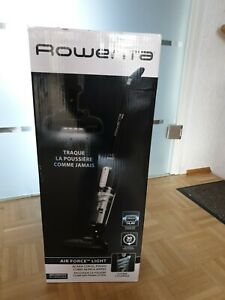 Rowenta Akku-Stielstaubsauger RH6545WH Air Force Light, beutellos Akkusauger Neu
