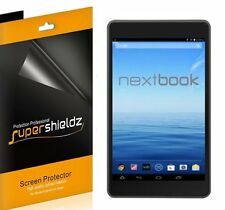 "3X SuperShieldz HD Clear Screen Protector For Nextbook 7"" Tablet 16GB Quad Core"