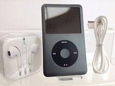 NEW Other-Apple iPod Classic 7th Gen Nero/space gray 128GB (160GB) è stato