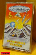 COMMODORE C64 Original Datasette - TOOL BOX - THE MUSIC SYSTEM / DOMARK / 1985
