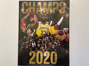 Champs 2020 Lakers Magazine
