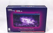 Nintendo New Galaxy Style 3DS XL Console - 3DS XL Edition - (NIB)