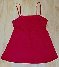 Red Mexx Summer Cocktail Spaghetti Strap Top Size XS /S Party Festival Sexy