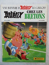 Goscinny & Uderzo ASTERIX CHEZ LES BRETONS Dargaud Editeur 1987 French Text