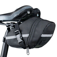 Bicycle Waterproof Storage Saddle Bag Bike Seat Cycling Rear Pouch Outdoor.-
