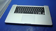 "MacBook Pro 15"" A1286 2011 MD318LL/A Top Case w/ Keyboard TrackPad 661-5481 GLP*"