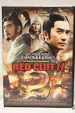 red cliff 2 john woo ntsc import dvd English subtitle