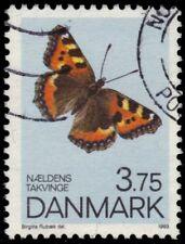 "DENMARK 977 - Small Tortoiseshell ""Aglais urticae"" (pa78107)"