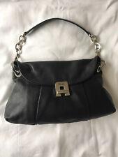 MODALU Black Leather Shoulder Bag - Fabulous !!!!!!!!!!!!!!!!!!!!!!!!!!!!!!!!!!!