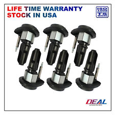 Set of 6 Ignition Coil on Plug Packs Fit Chevy/GMC/Isuzu/Buick/Saab/Hummer/Olds