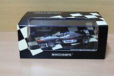 Team McLaren Mercedes MP4-98T Mika & Erja Hakkinen Lapland 17 April 2000 1:43