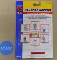 Life LikeTrain Scenery Figurines HO (Select One) NIB