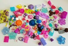 Polly Pocket Accessories Lot Hats Purses Surfboard Wigs Towel Laptop Etc