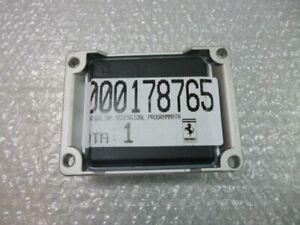 Ferrari 360 Engine Ignition Control Unit OE  P/N 178765