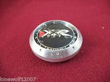 XXR Wheels Silver Custom Wheel Center Cap Caps (Metal) ONE CAP