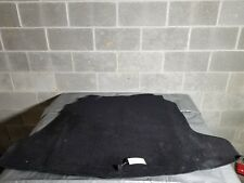 2008-2013 INFINITI G37 COUPE TRUNK CARPET USED OEM SEE PHOTOS FOR CONDITION