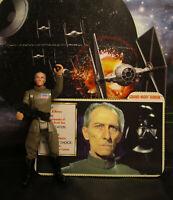 1996  Kenner Star Wars POTF 2 Grand Moff Tarkin Loose & Complete Action Figure