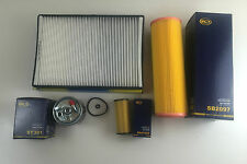 Filter Set Oil Filter Air Filter Pollen Filter Fuel Filter W168 CDI