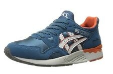 New Asics C541N.4510 Gel Lyte V Blue Boys Kid's Shoes Running Shoes Size 6 US