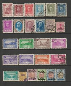 Asia - Older Stamps From Asia.