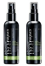 2 x Avon Advance Techniques Shine Boost Mirror Shine Spray