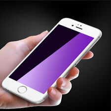 Anti Blue Light Tempered Glass Screen 9H Protector Full Case For iphone 6 6s 7