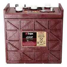 Trojan J250P 6v 6 volt 250 AH solar rv Lead Acid deep cycle battery ( 250a )