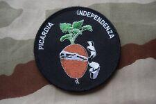 Z1229 écusson insigne patch militaire Armée Picardia Independenza