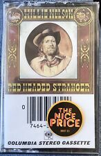 WILLIE NELSON Red Headed Stranger Cassette Tape SEALED Country 1975