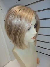 Eva Gabor OPULENCE Synthetic Lace Front Full Wig, Bob, GL14-22 Blonde, Average