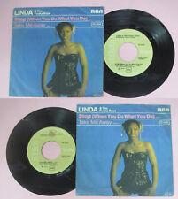 LP 45 7'' LINDA & THE FUNKY BOYS Stop Take me away 1977 italy RCA no cd mc dv*