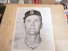Vintage  8 x 10 Picture   Boston Red Sox  Pete  Runnels