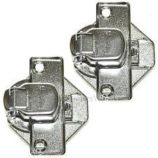 SERVIS HYGENA DIPLOMAT MFI Washing Machine Door Hinges Pair 2827210100 x 2