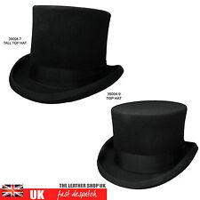 Neuf Qualit_ Fait ? La Main Noir Deux Styles Mariage Haut Chapeau Haut-de-forme